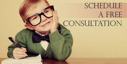 Schedule a consultation now